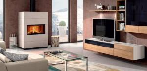 Wärmebeton mit moderner Oberfläche