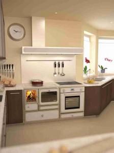 Rizzoli Küchenherd RV 140
