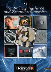 Rizzoli Zentralheizungsherde und Zentralheizungsöfen