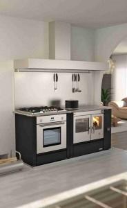 Küchenherd Rizzoli STK