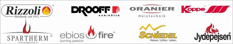 Logobanner aller Hersteller